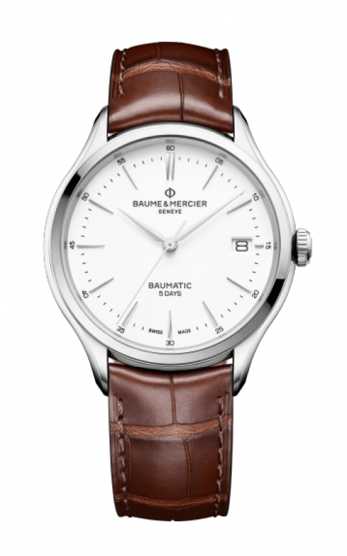Baume & Mercier Clifton Baumatic Watch MOA10504 product image