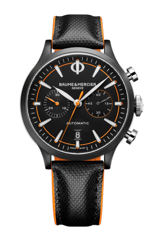 Baume & Mercier Capeland Watch M0A10452 product image