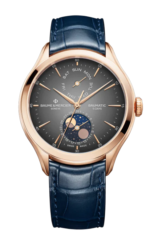 Baume & Mercier Clifton Baumatic Watch M0A10547 product image