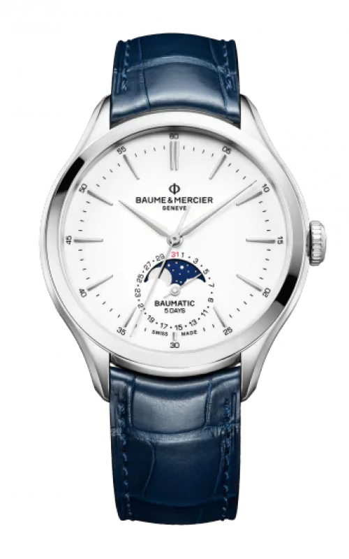 Baume & Mercier Clifton Baumatic Watch M0A10549 product image