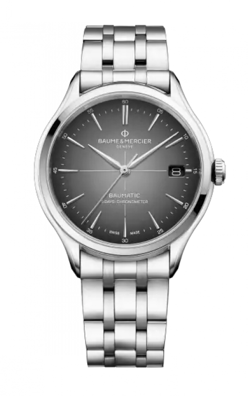Baume & Mercier Clifton Baumatic Watch M0A10551 product image