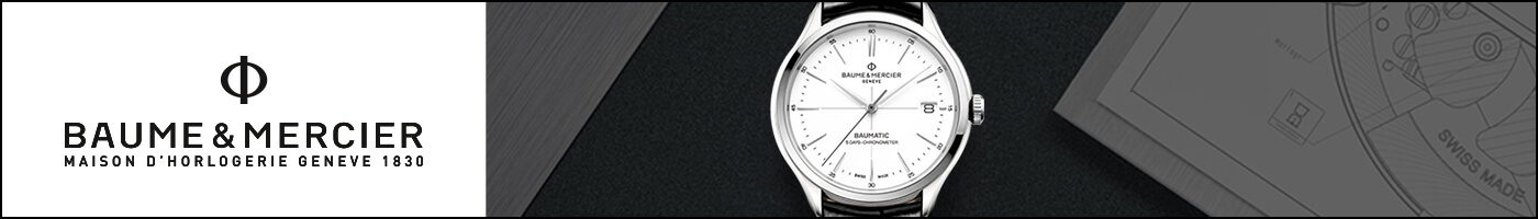 Baume & Mercier Men's Watches