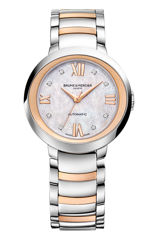 Baume & Mercier Promesse Watch MOA10239 product image