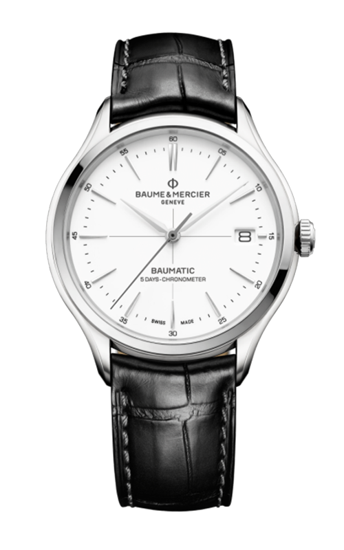 Baume & Mercier Clifton Baumatic Watch MOA10436 product image