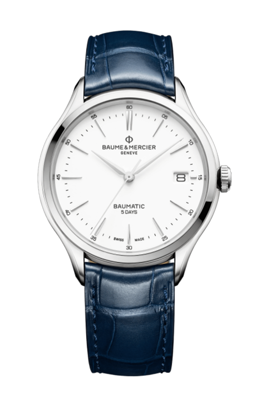 Baume & Mercier Clifton Baumatic Watch MOA10398 product image