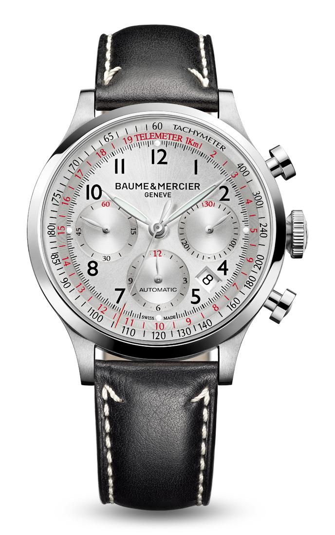 Baume & Mercier Capeland Watch MOA10007 product image