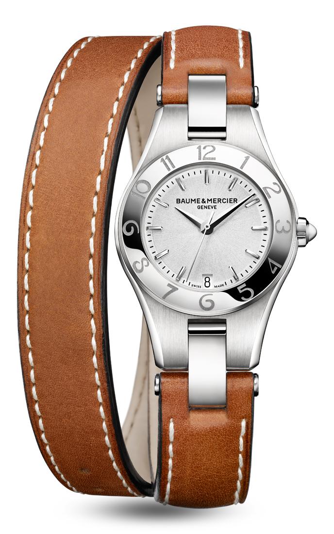 Baume & Mercier Linea Watch MOA10036 product image