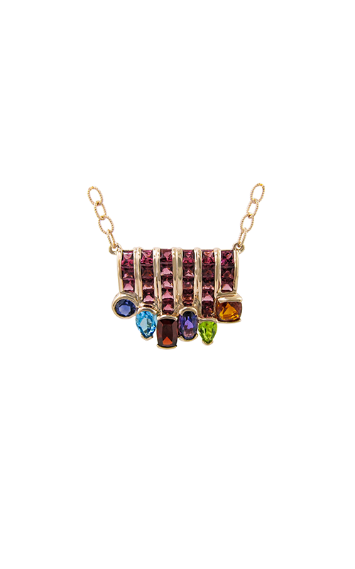 Bellarri Capri Nouveau Necklace P2254PG14/MRH product image