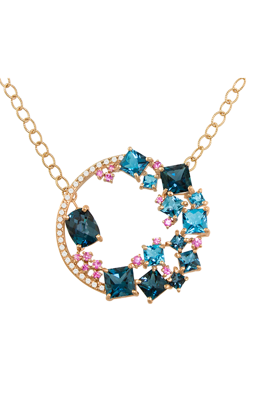 Bellarri Lily Necklace P2271PG14/BTPS product image