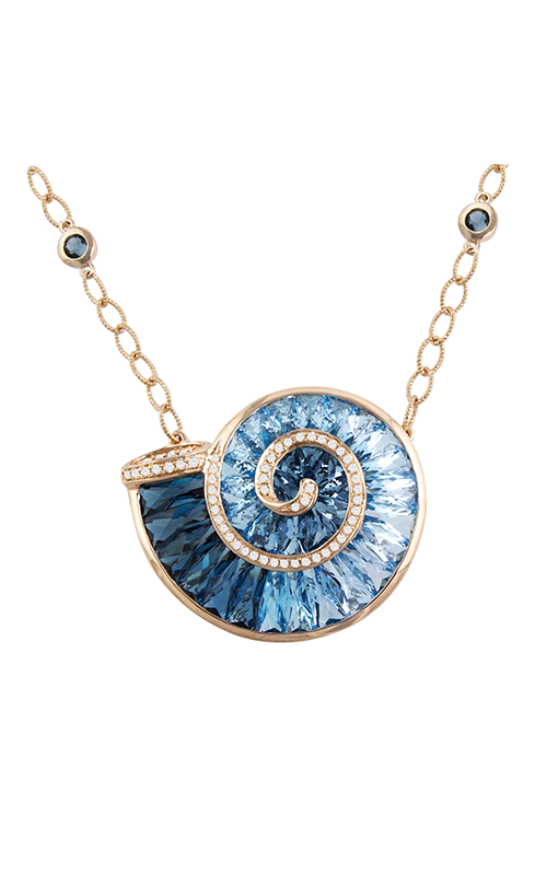 Bellarri The Cove Necklace P2306PG14/BT product image