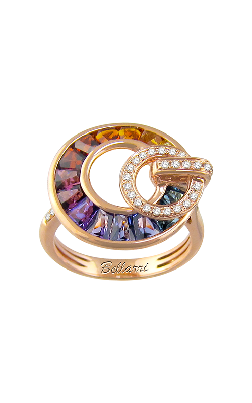 Bellarri Poetry in Motion Fashion ring R9124PG14/M product image