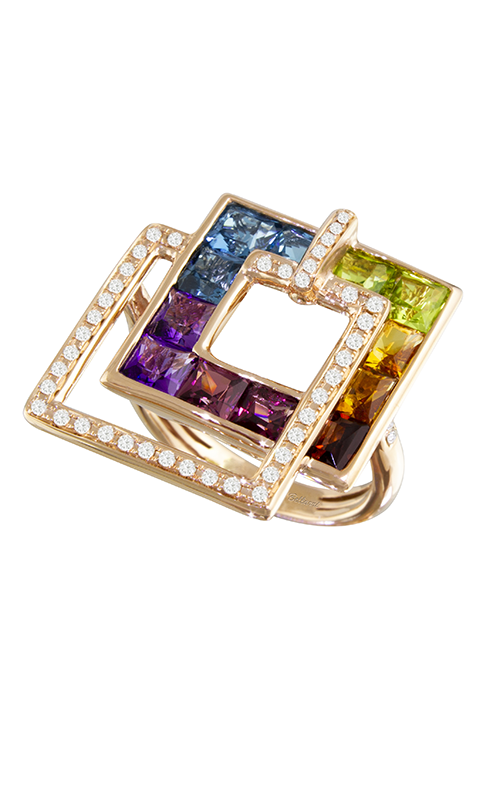 Bellarri Malibu Nouveau Fashion ring R9417PG14/M product image