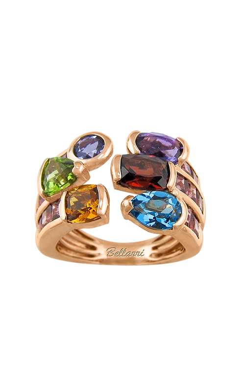 Bellarri Capri Nouveau Fashion ring R9283PG14/MRH product image