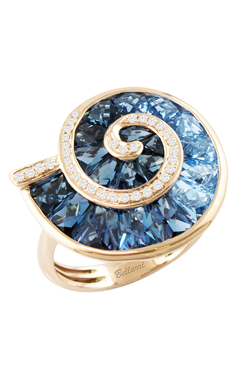 Bellarri The cove Fashion ring R9459PG14/BT product image