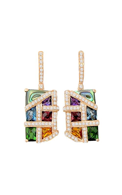 Bellarri Mosaic Nouveau Earrings ER2228PG14/MAB product image