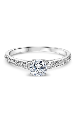 Bellissima Engagement Rings Engagement ring RG58541B-4WB product image
