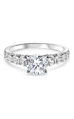 Bellissima Engagement Rings Engagement Ring RG58506-4WB product image