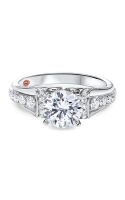 Bellissima Engagement Rings Engagement Ring RG58516-4RWB product image
