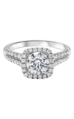 Bellissima Engagement Rings Engagement Ring RG58559-4WPB product image