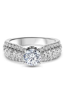 Bellissima Engagement Rings Engagement Ring RG58505-4WB product image