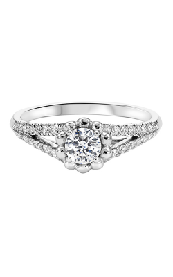 Bellissima Engagement Rings Engagement Ring RG58510-4WPB product image