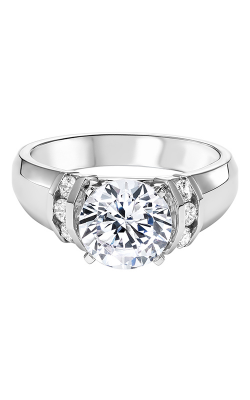 Bellissima Engagement Rings Engagement ring RG58567SM-4WPB product image