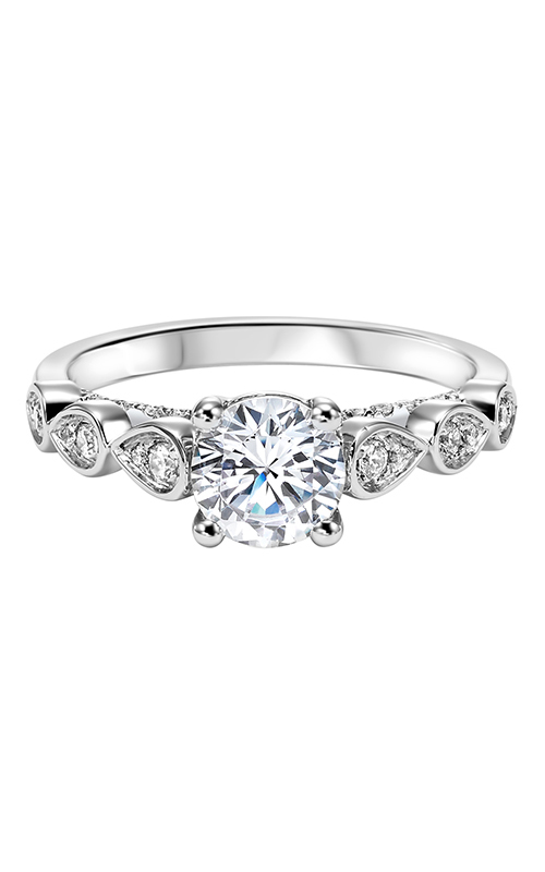 Bellissima Engagement Rings Engagement ring RG58523B-4WB product image