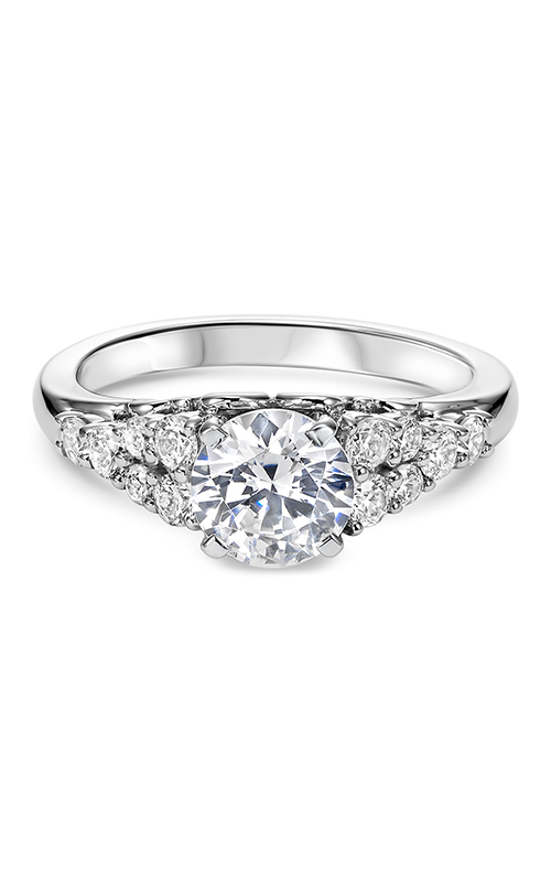 Bellissima Engagement Rings Engagement ring RG58520-4RWB product image
