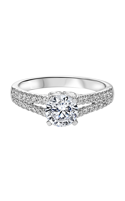 Bellissima Engagement Rings Engagement ring RG58533B-4WB product image