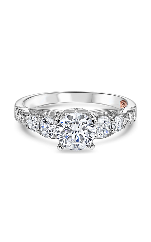 Bellissima Engagement Rings Engagement ring RG54786-4WB product image