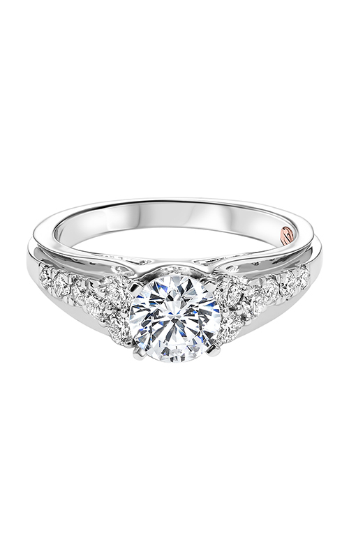 Bellissima Engagement Rings Engagement ring RG58514-4WB product image