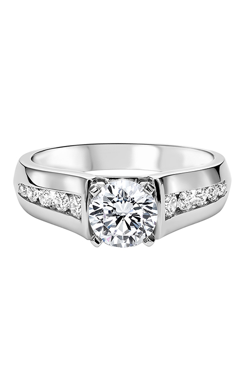 Bellissima Engagement Rings Engagement ring RG58571-4YWB product image