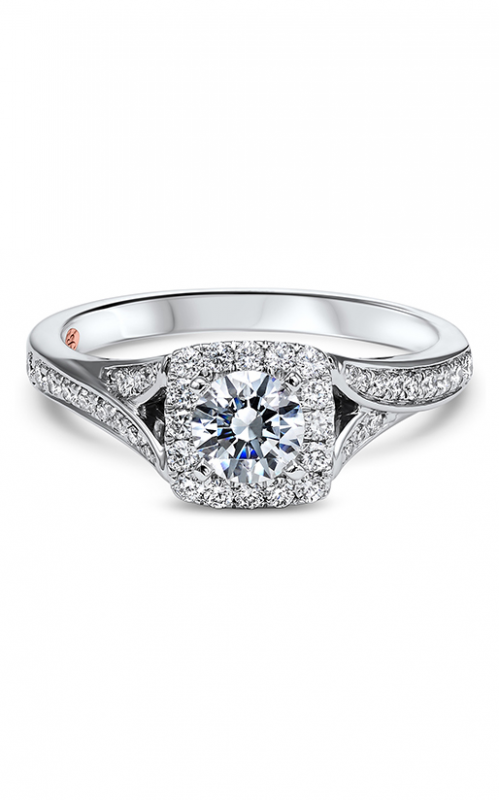 Bellissima Engagement Rings Engagement ring RG54780B-4WB product image