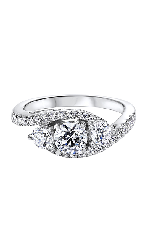 Bellissima Engagement Rings Engagement ring RG54788-4WB product image