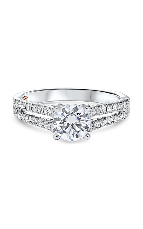 Bellissima Engagement Rings Engagement ring RG58536B-4WB product image