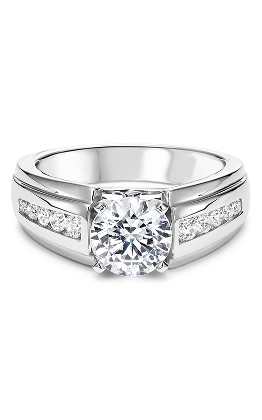 Bellissima Engagement Ring RG58572-4WPB product image