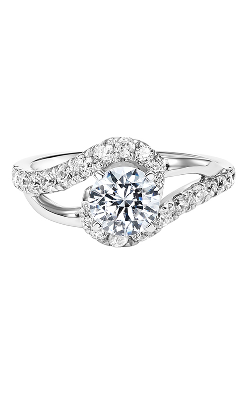 Bellissima Engagement Ring RG54784SM-4WB product image