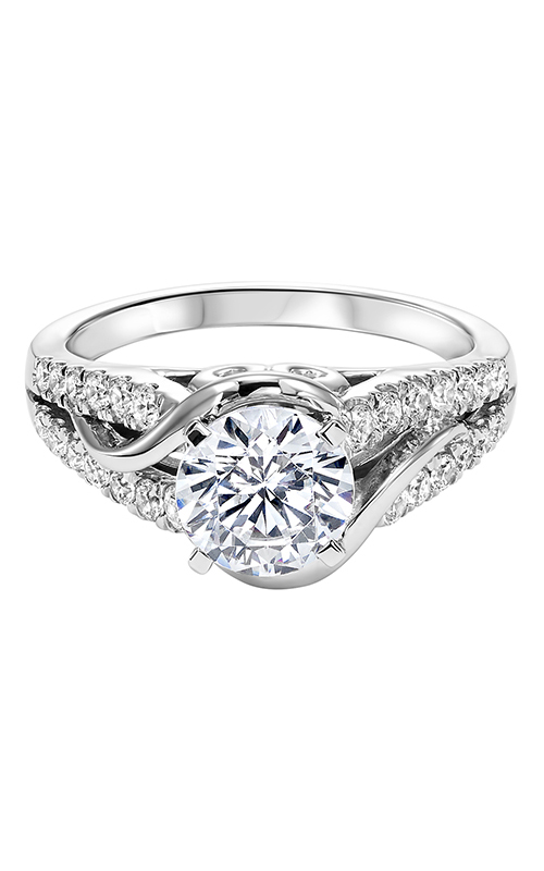 Bellissima Engagement Ring RG54785SM-4WB product image