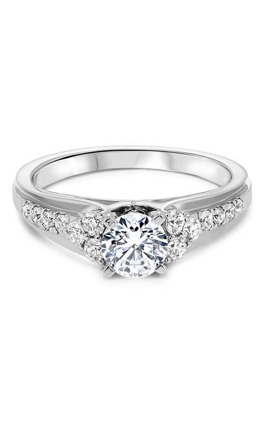 Bellissima Engagement Ring RG58513SM-4WB product image