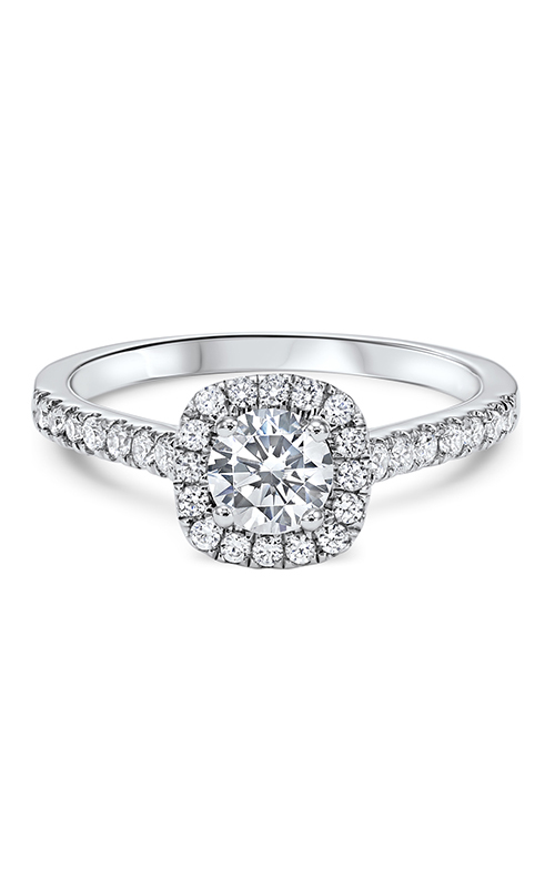 Bellissima Engagement Ring RG58524BSM-4WB product image