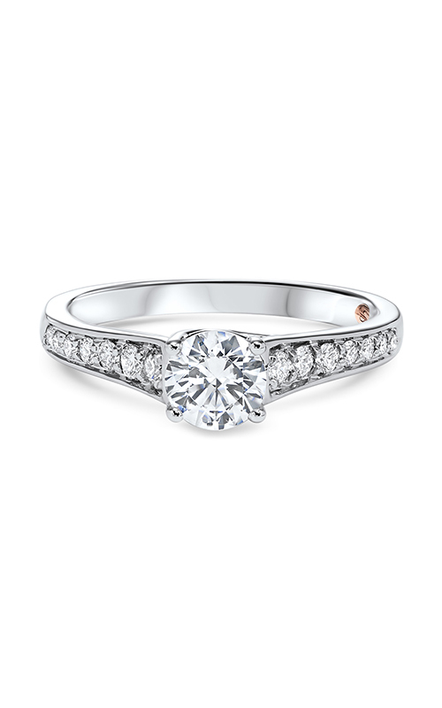 Bellissima Engagement Ring RG58528BSM-4WB product image
