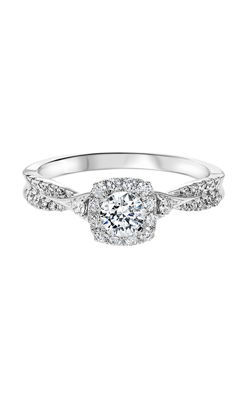Bellissima Engagement Ring RG58532BSM-4WB product image