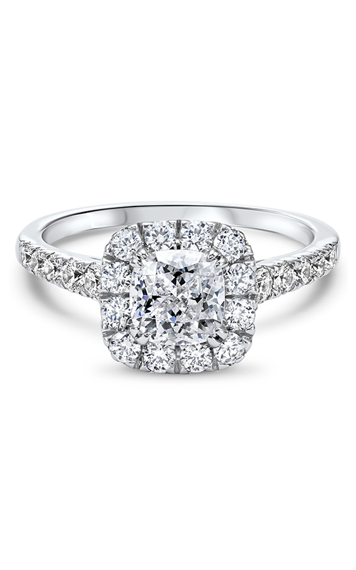 Bellissima Engagement Ring RG58543SM-4WB product image