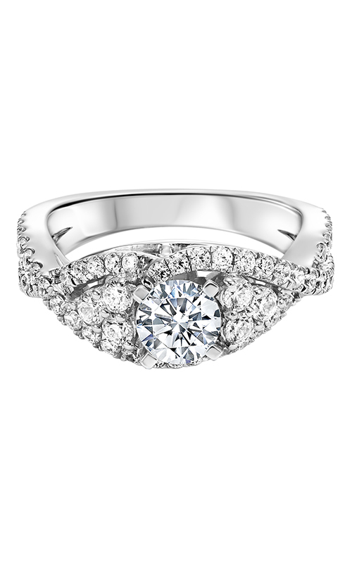 Bellissima Engagement Ring RG58552SM-4WB product image