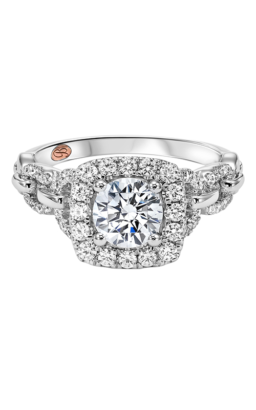 Bellissima Engagement Ring RG58576SM-4WPB product image