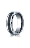Forge Cobalt Wedding Band CF67861CMCC