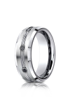 Forge Cobalt Wedding Band CF975622CC