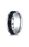 Forge Cobalt Wedding Band CF68900CFCC