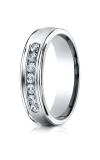 Benchmark Diamond Wedding Band RECF516516PD