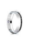 Benchmark Diamond Wedding Band CF526132PT